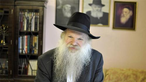 Rabbi Herschel Gluck founder of the Muslim-Jewish Forum
